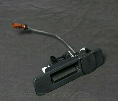 A1667500693 Mercedes MB W166 X166 ML GL Griff Kamera Heckklappe Rückfahrkamera