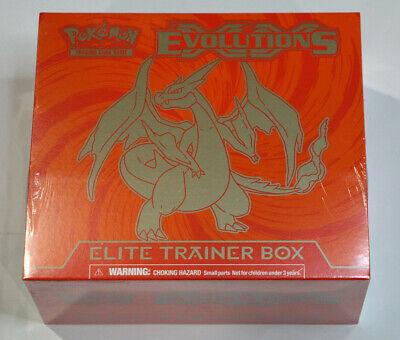Pokemon XY Evolutions Elite Trainer Box ETB | Charizard | New Factory Sealed