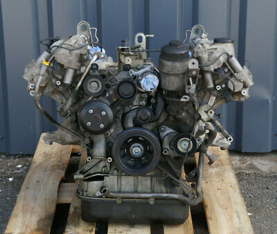 Mercedes AMG Motor S63 M156 V8 6208ccm 386KW 525 PS 156984 Engine A1560106300