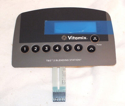 Vitamix 15803 Tg2 On-counter Touch Pad