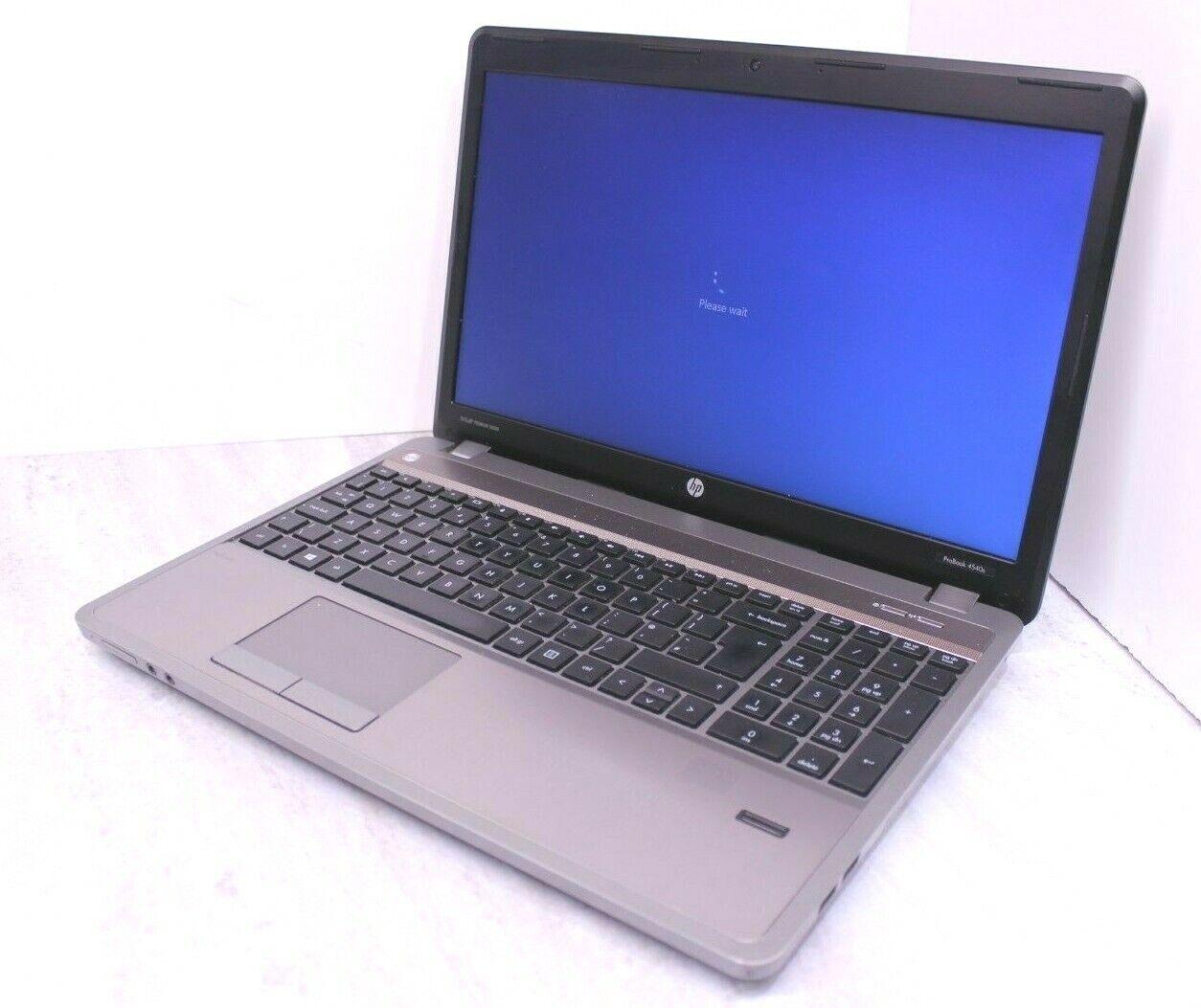 Laptop Windows - HP Probook 4540s Windows 10 15.6 Laptop Intel i5 3210m 3rd 2.5Ghz 4Gb 500GB HDD