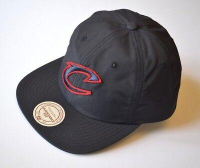 Cleveland Cavaliers CAVS Snapback Cap Hat NBA Basketball Nylon Dark Grey Sz Ad.