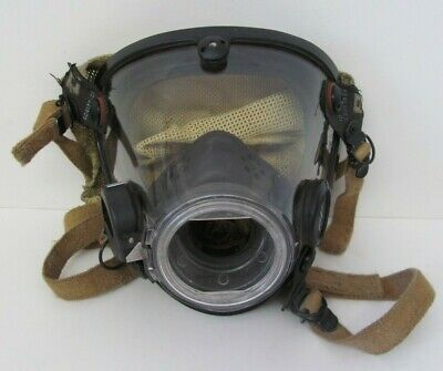 Scott Av-2000 Full Facepiece Respirator Scba Mask Size Large 804191-02 2
