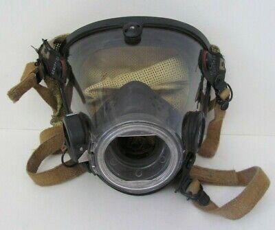 Scott Av-2000 Full Facepiece Respirator Scba Mask Size Large 804191-02 2