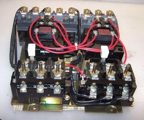 NEW ALLEN BRADLEY SIZE 1 TWO SPEED MOTOR STARTER 10 HP MAX 715X-BOD12  COIL 120V