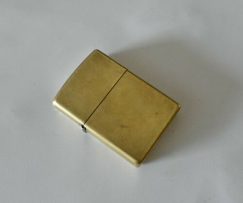 Vintage Zippo Lighter Made In U.S.A Bradford PA XII Collectible
