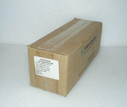 Microfluidics PARTS.LV1.YR1 Parts Kit LV1 Low Volume Microfluidizer Repair Kit