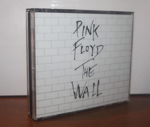 Pink Floyd ‎– The Wall Oct-1994, 2 Discs With Booklet