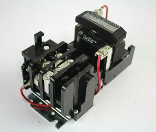 General Electric CR306JO Magnetic Contactor/Starter