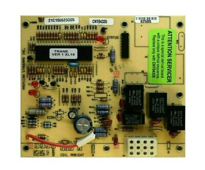 Trane Cnt04335 Heat Pump Defrost Control Board