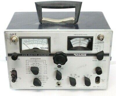 Vintage Rycom Instruments 3121a Selective Voltmeter -rfaudio