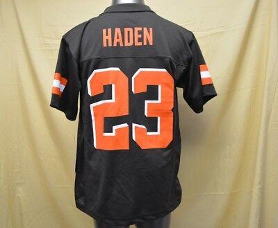 NFL Team Apparel Youth Cleveland Browns Joe Haden Jersey New S, M, XL
