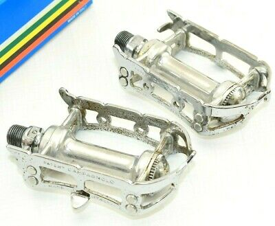 Campagnolo SR NR Pedal toe clip bolt set #676 and #677