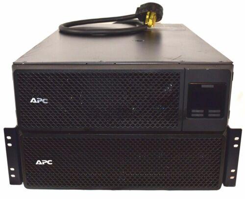 APC SRT8KRMXLT 8000VA 8000W 208/240V Smart-UPS - No Batteries - FAST SHIPPING!!