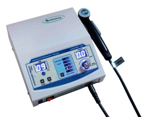 New Portable Ultrasound Therapy Machine for Pain relief 1 Mhz Chiropractic Unit