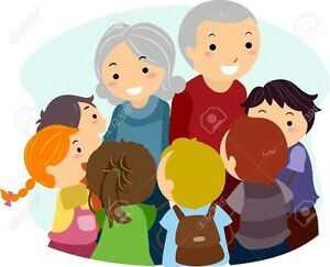 Elderly care in my home