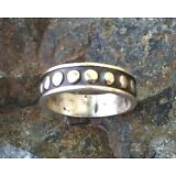 Sterling Silver Solid .925 Handmade Ring NEW - Size 7