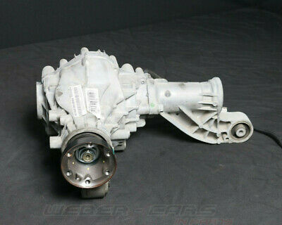 A1663300300 Mercedes W292 GLE 63 AMG Vorderachs Differential Getriebe 4MATIC