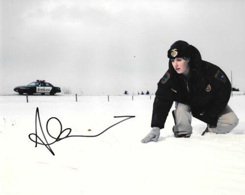 * ALLISON TOLMAN * signed autographed 8x10 photo * FARGO * COA * 2