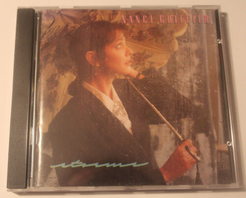 Nanci Griffith Storms    New Mint Sealed, Cd With Booklet