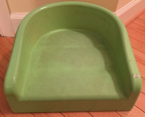 Prince Lionheart Soft Booster Seat Green - Model # 7000