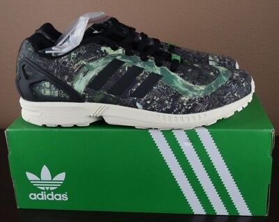 81a998e5921d0 Adidas Originals ZX Flux London M19926 RARE Limited Size 13 Men s NEW