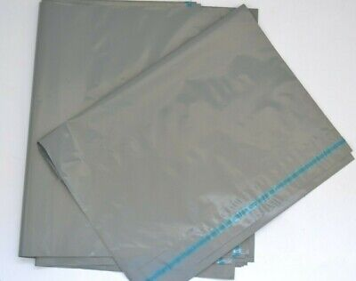 Eco Mailing Grey Postal Bag Recycled Plastic Ebay Amazon 430 mm by 600 mm