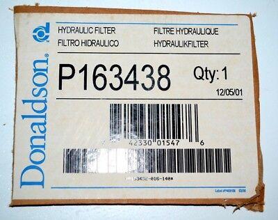 Donaldson Hydraulic Filter P163438 491