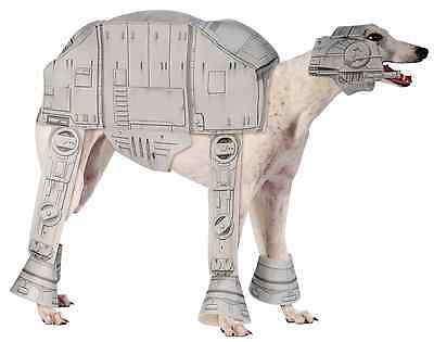 AT-AT Imperial Walker Star Wars Hoth Fancy Dress Halloween Pet Dog Cat Costume