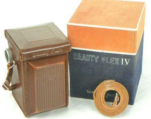 Beautyflex VI TLR Camera Taiyodo Koki