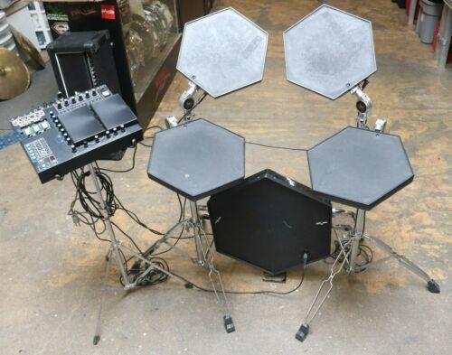 Simmons SDS9 5pc Electronic Drum Set Vintage 1980