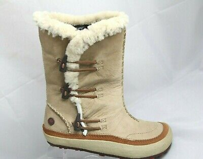 Merrell Komodo Tibet High Timber Womens Sz 6.5 Thinsulate Polartec Winter Boots Tibet High Boot