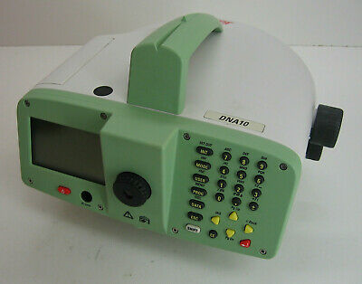 Leica Dna10 0.9mm Percision Digital Level For Surveying One Month Warranty