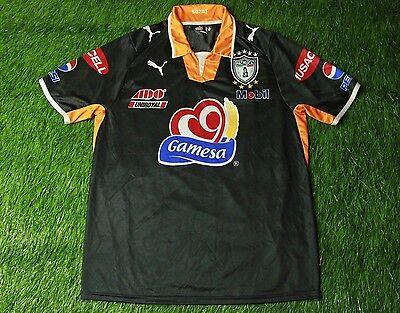 PACHUCA MEXICO 2008-2009 FOOTBALL SHIRT JERSEY TRIKOT AWAY PUMA ORIGINAL SIZE L image
