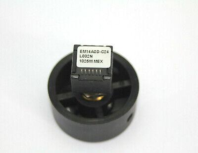 Bourns Em14a0d-c24 L032nincremental Rotary Optical Encoder With Knob Used