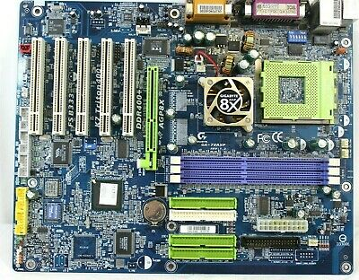 Gigabyte GA-7ZX Motherboard with D750AUT1B