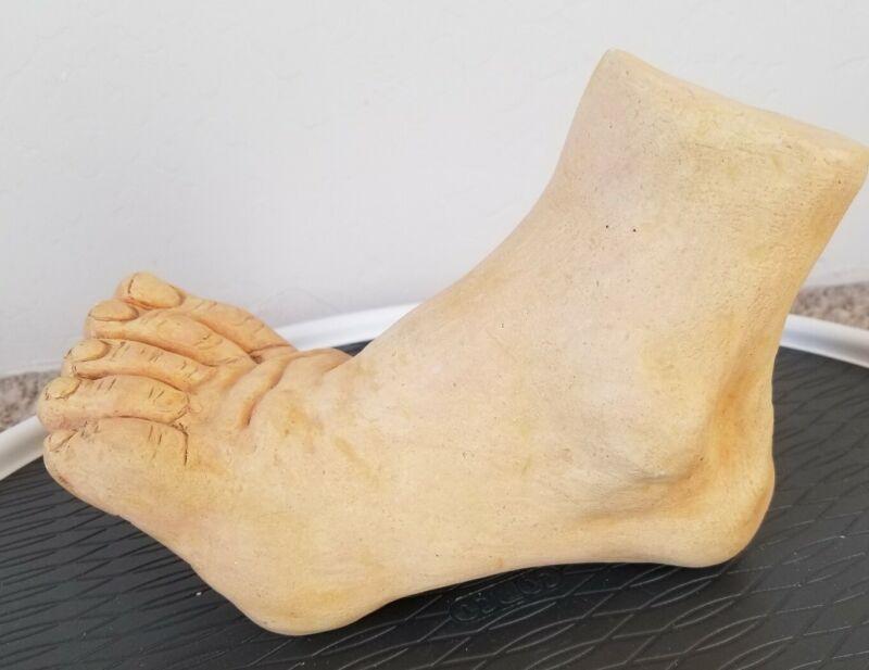 Etruscan Terracotta Pottery Anatomical Votive Foot Body Part
