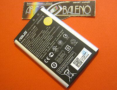 BATTERIA ORIGINALE ASUS ZENFONE 2 LASER ZE550KL Z00LD C11P1501 3000MAH ZE601KL