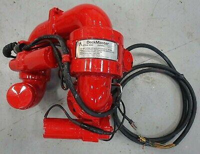 Akron Brass 3440 Deckmaster Monitor Deck Gun