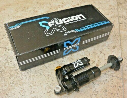 X-Fusion Vector HLR Coil Rear Mountain Bike Shock 210mm x 55mm Downhill MTB AM