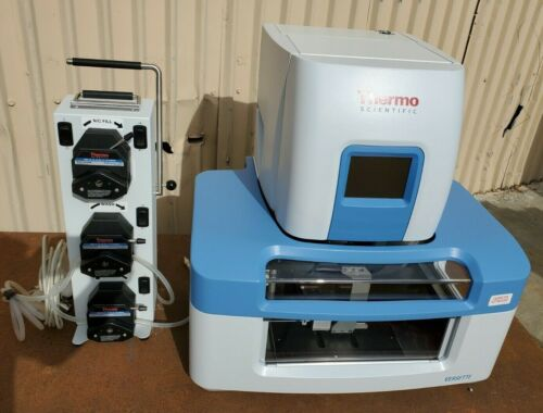 Thermo Versette 6 Position Stage Automated Liquid Handler with Pump Module