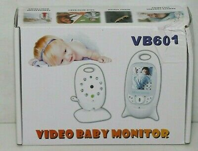 Generic XP-601 2.4 GHz Digital Video Baby Monitor 2-Wege-Audio mit