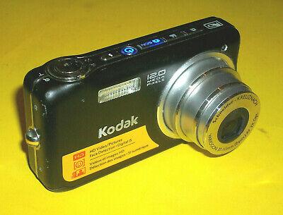 ## WORKING ## KODAK EASYSHARE V1233 V-133 12.0MP DIGITAL CAMERA + 2GB SD -