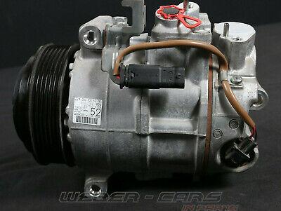A0008305200 Mercedes W166 ML 400 4MATIC Klimakomressor Verdichter Kältemittel