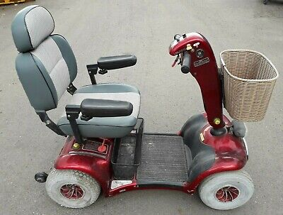 Shoprider 4 Wheel Mobility Scooter With Charger Pat No: 4798255