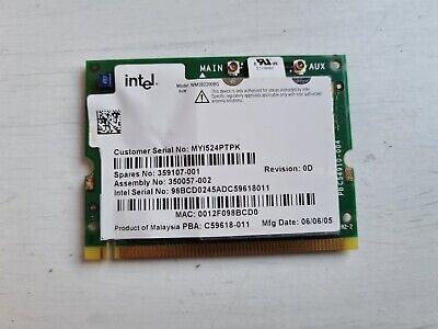 hp compaq nx8220 laptop wifi Wireless Card / Carte Wifi wlan original