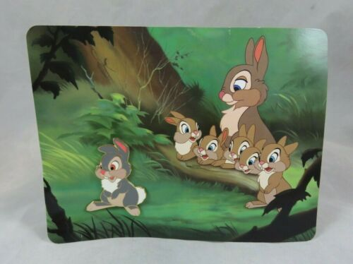 Disney Pin - A Family Pin Gathering Postcard #2 - Thumper