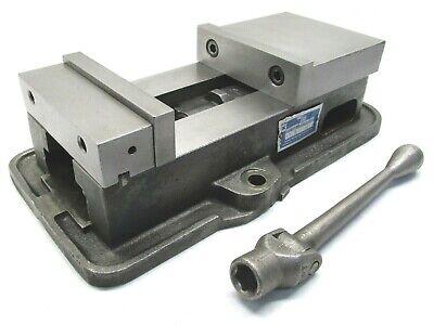 Kurt Anglock 6 Milling Machine Vise W Jaws Handle - D60