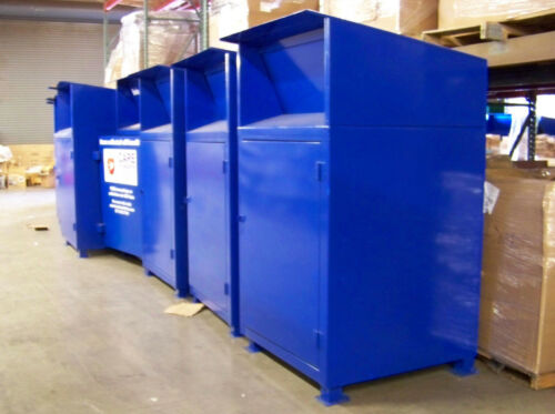 Donation Bin/Box Book Bin Clothing Bin Recycling Container