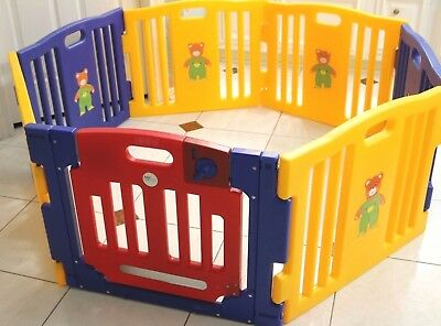 BABY DIEGO PLAYPEN CUB ZONE PLAYPEN AND ACTIVITY - Baby Diego